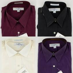 100% Silk Relaxed Fit Dress Shirts by Brinkmanship