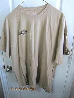 HANES AUTHENTIC CASUAL T-SHIRT BIG MAN SIZE 3XL PROMISE KEEP