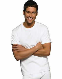 Hanes Crewneck T-Shirt 4 Pack Men's Tall ComfortSoft TAGLESS