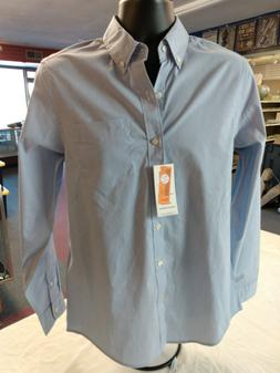 Dockers - Dress Shirt - Men - Blue - Small - New with tags