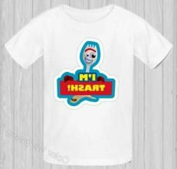 Forky Tshirt family costume cosplay dress up Disney vacation