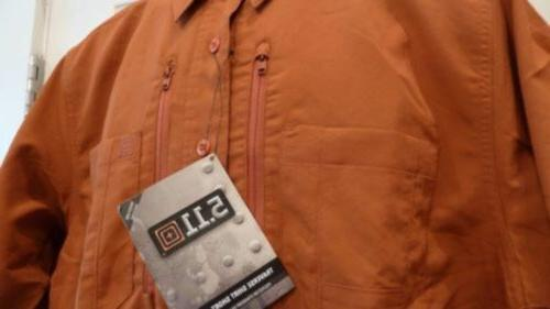 5.11 Traverse S/S Russet Large Utility