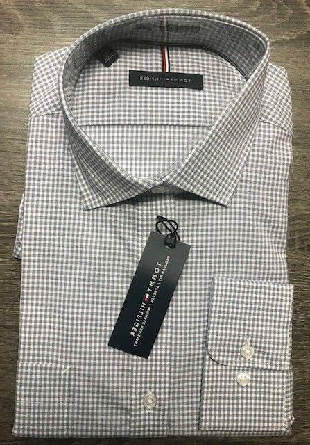 CLEARANCE! Tommy Hilfiger Fit Stretch Dress Shirt VARIETY