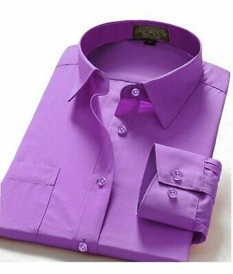 Dress Men's Fit One Solid Shirt