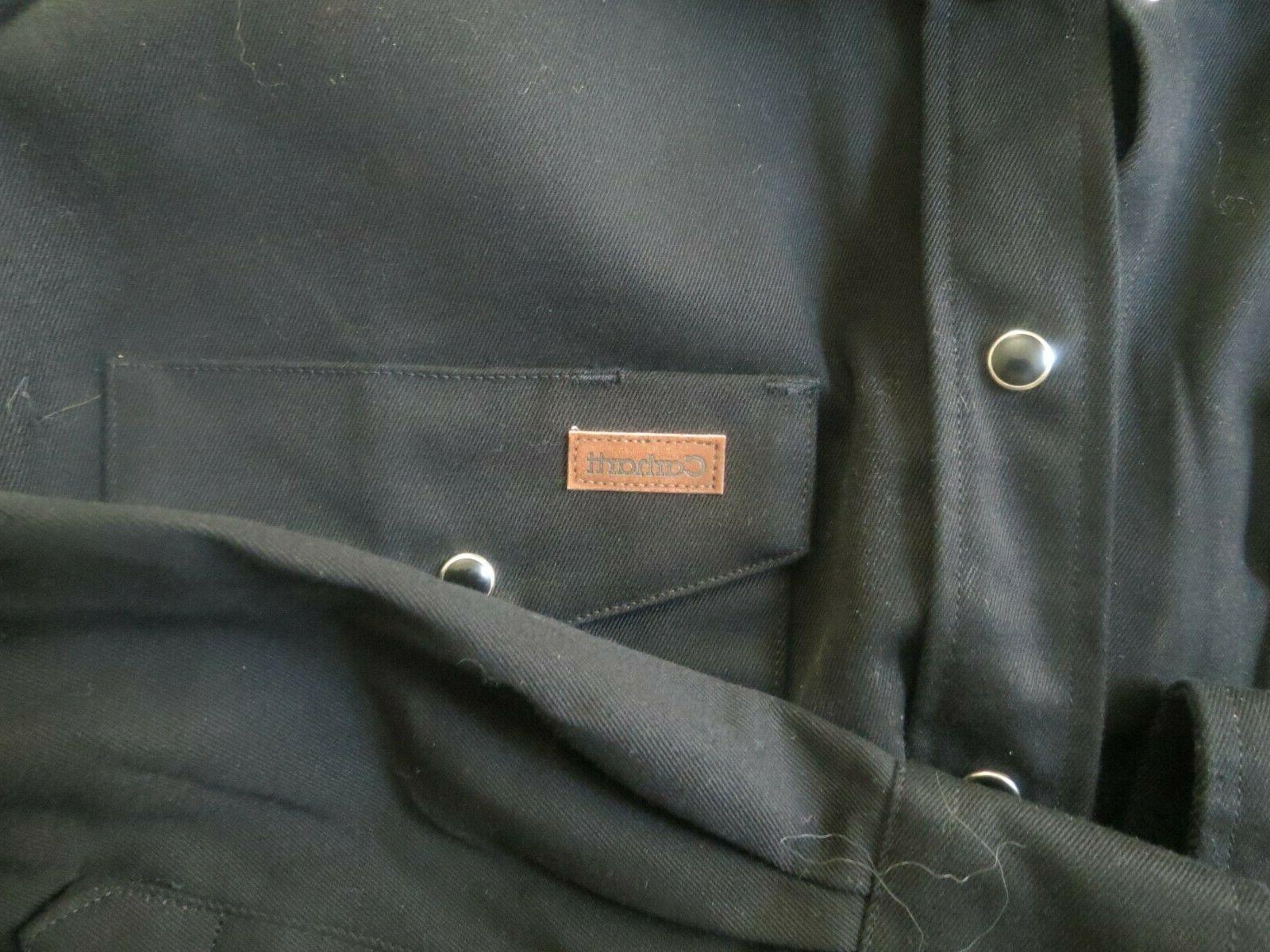 Carhartt Relaxed Sleeve With Snap Closure