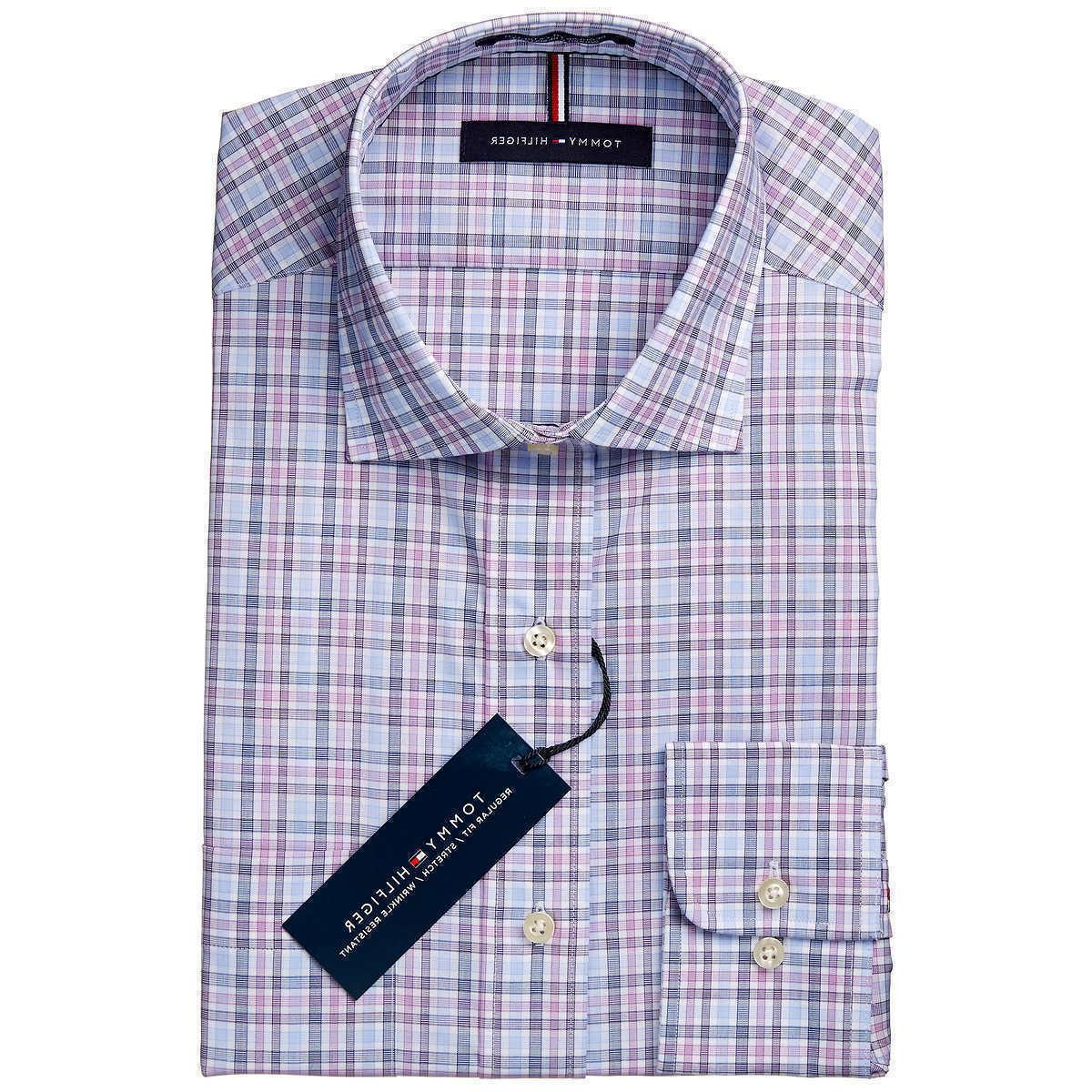 Tommy Fit Wrinkle Stretch Shirt Variety Sizes