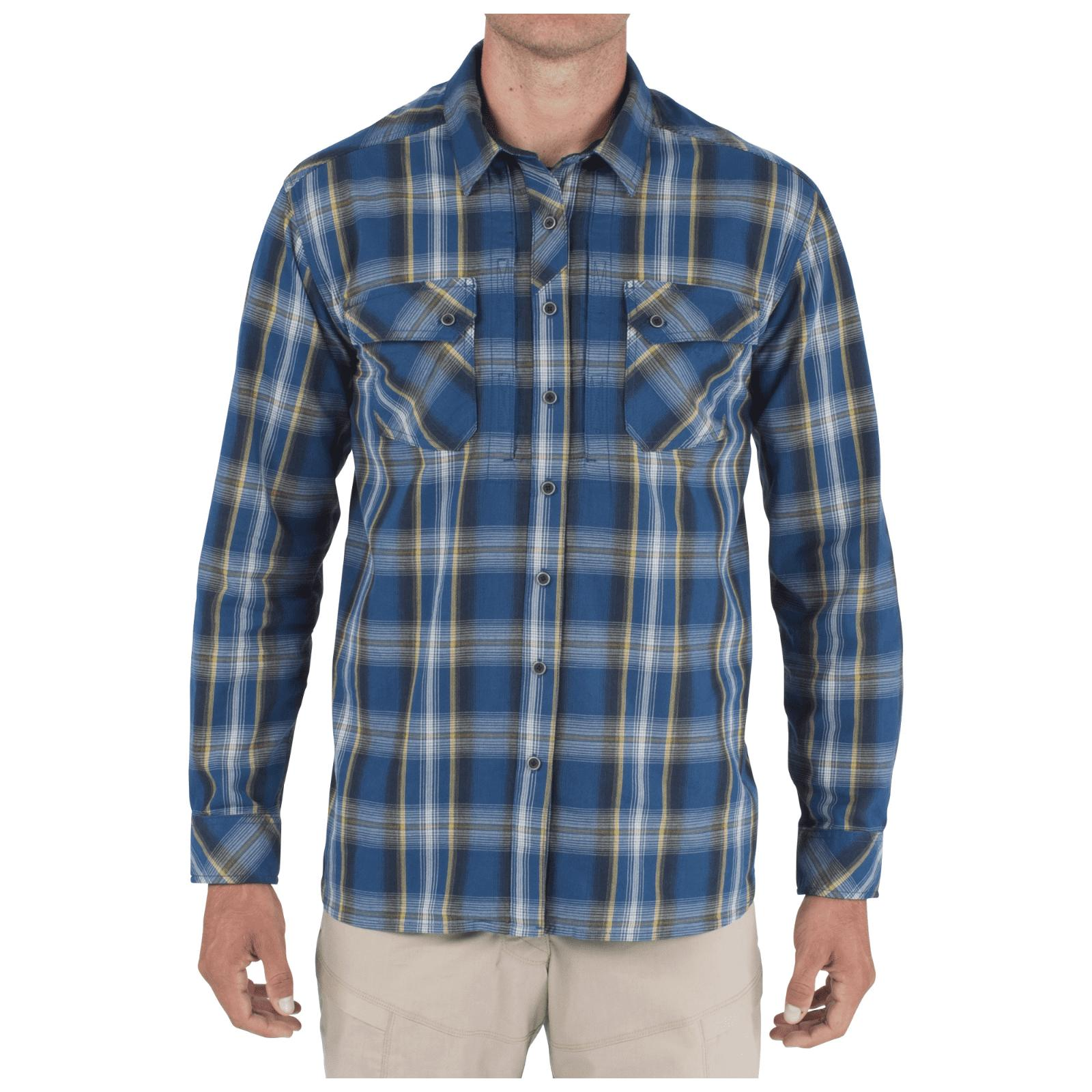 NWT Flannel Long Sleeve Carry