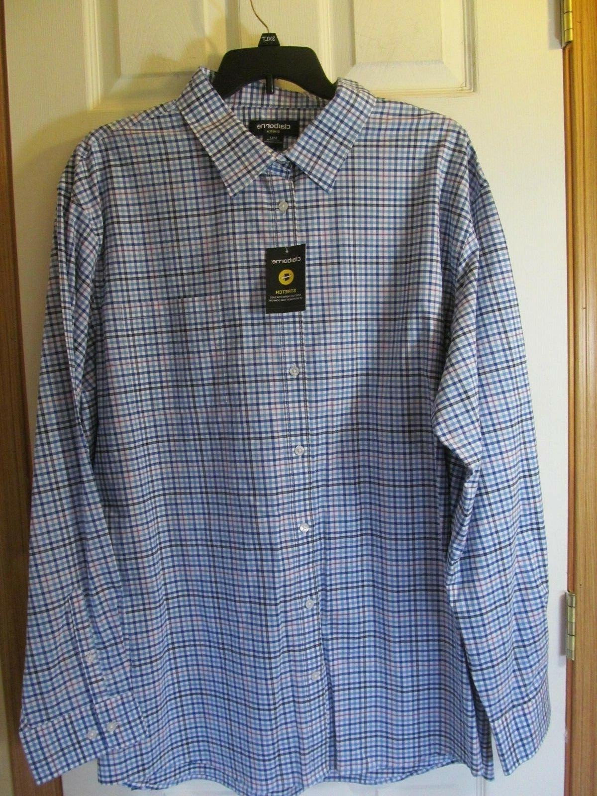 nwt men s big and tall stretch