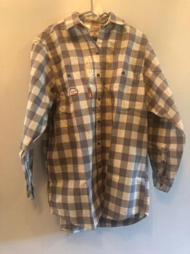 rosco fr button up shirts new