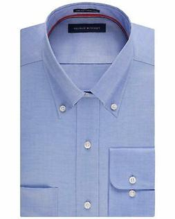 Tommy Hilfiger Men's Classic-Fit Non-Iron Solid Dress Shirt