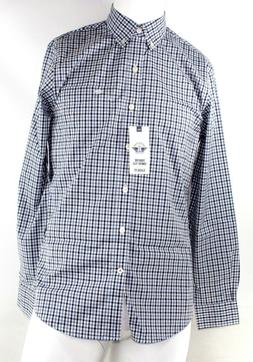 Dockers Men's Comfort Stretch No Wrinkle Long Sleeve Shirt,