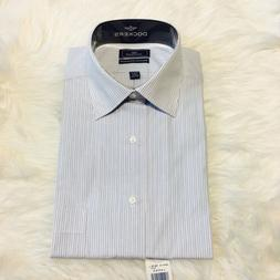 MEN'S DOCKERS DRESS SHIRT - LongSleeve SIZE L 16-161/2 NWT!