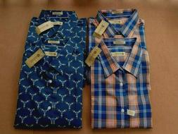 Men's Haggar Fitted Dress Shirts