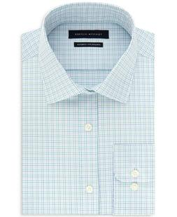 Tommy Hilfiger Men's Fitted Stretch Flex Collar Athletic fit