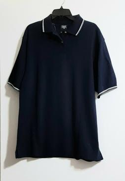 Haggar Men's Golf Cool 18 Keeps You Dry Keeps You Cool Golf