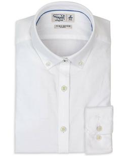 Original Penguin Men's Heritage Slim-Fit Oxford Dress Shirt