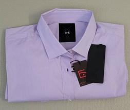 Under Armour Men's  X  Lavender Made In ITALY  $200 Long Sle