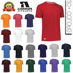 Russell Athletic Mens Dri-Power Essential Blend Sports T-Shi