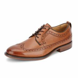 Dockers Mens Hausman Genuine Leather Business Dress Wingtip