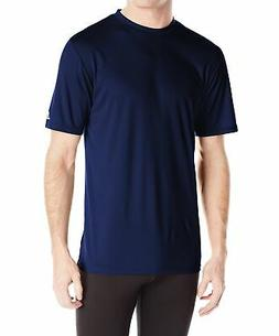 Russell Athletic NEW Blue Mens Size Large L Performance Tee