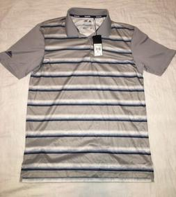 NEW Men's Adidas Golf Polo Shirt Size Small Climacool NWT Gr