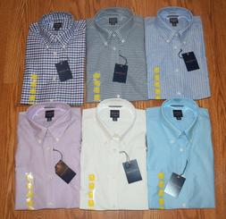 NWT DOCKERS Battery Street Dress Shirt Large L 16-16.5  32/3