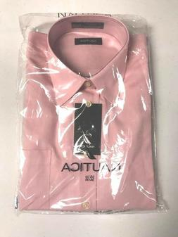 NWT Men's Nautica Long Sleeve Dress Shirts Multiple Sizes &