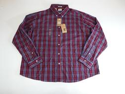shirt  dockers dress shirts long sleeve button down classic