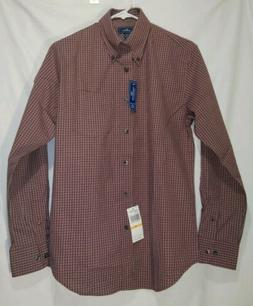 DOCKERS SIZE SMALL 14/14.5 MEN'S LONG SLEEVE BUTTON UP BUSIN