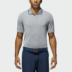 adidas Ultimate365 Heather Polo Shirt Men's